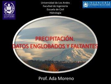 Diapositiva 1 - Web del Profesor - Universidad de Los Andes