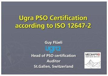 Erasmus Ugra PSO Certification_E_evo