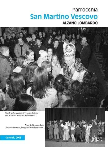 Gennaio 2006 - oratorioalzano.it
