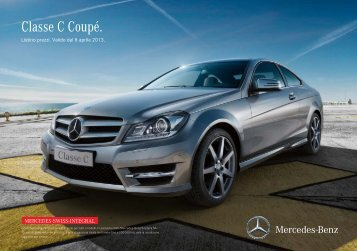 Download listino prezzi Classe C Coupé valido ... - Mercedes-Benz