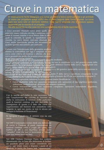 Matematica e architettura - Alexis Carrel