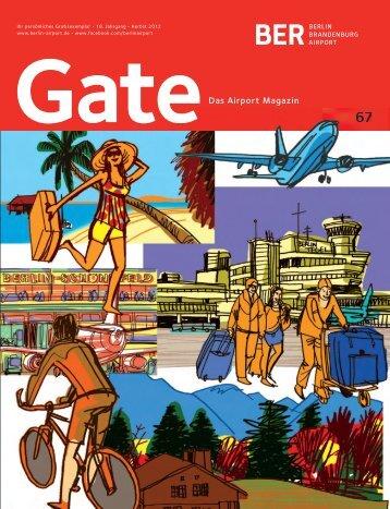 Gate 67 Herbst 2012