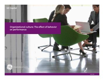 effect of culture on organizational performance How does organizational structure affect performance measurement  the relationship between organizational culture, performance efficiency & multicultural organization.