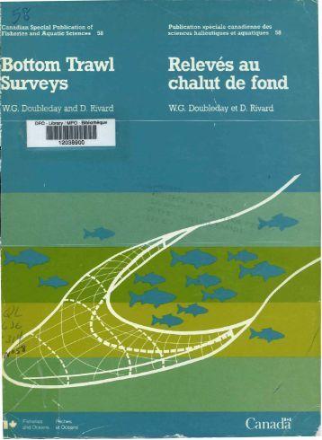 Bottom Trawl Surveys - Proceedings of a Workshop Held at Ottawa ...
