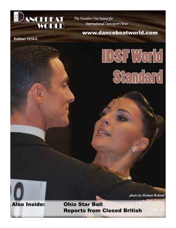 IDSF World Standard - DanceBeat World