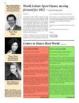 IDSF World Standard - DanceBeat World - Page 2