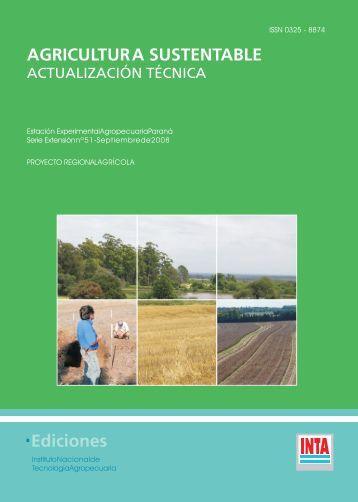 INTA Agricultura Sustentable. Actualización Técnica. Nº 51.pdf