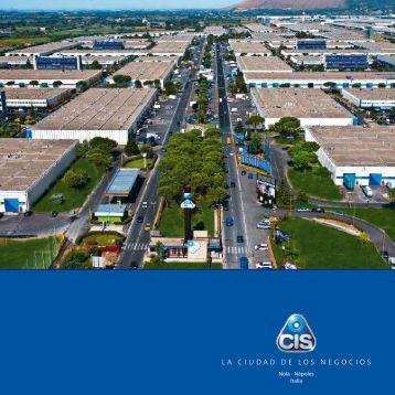 Centro de distribución comercial CIS - Cámara de Comercio de ...