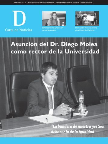 D_marzo_2012 carlotto defi.indd - Facultad de Derecho - UNLZ ...
