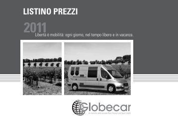 2011 listino prezzi - COL Magazine