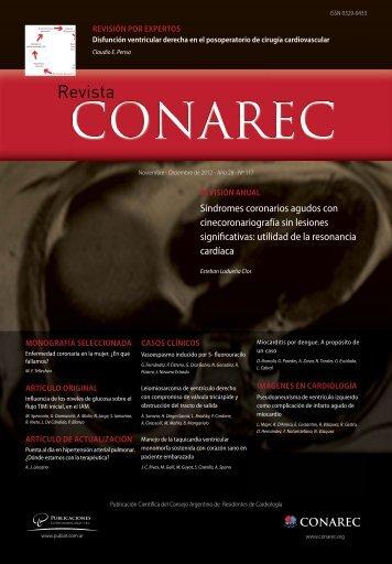 2012 completo - Revista CONAREC