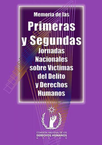 Primeras y Segundas Jornadas Nacionales sobre Víctimas del ...