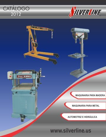 Catalogo de Silverline Herramienta - Ferrecarpinteria