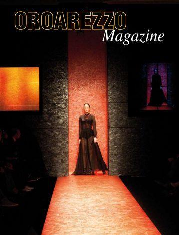 OROAREZZO MAGAZINE 01 - Marzo 2012