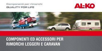 Catalogo rimorchi leggeri ed accessori (pdf) - AL-KO