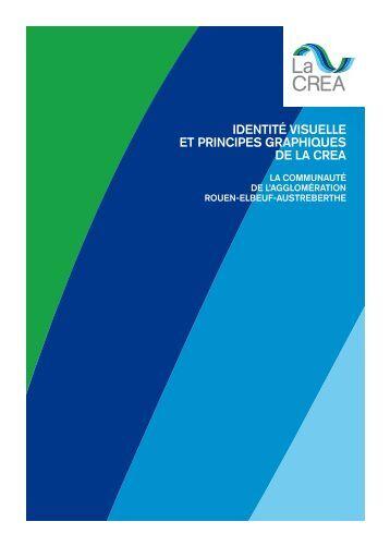 Charte graphique - La Crea