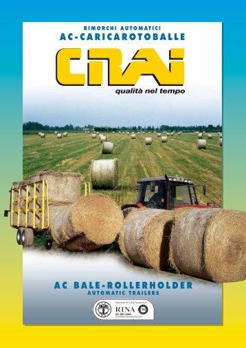Scarica il catalogo in formato PDF - CRAI srl