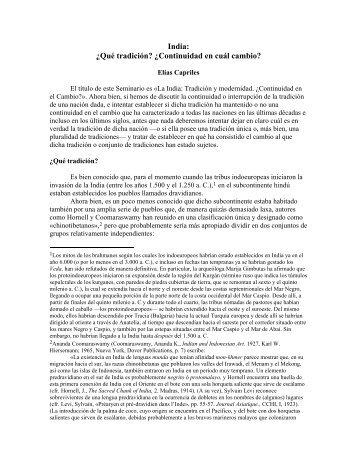 india-tradicion_y_mo.. - Web del Profesor