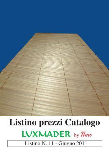 Listino prezzi Catalogo - Pozziniarredamentocasa.com