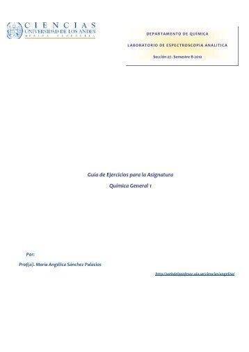 guía-ejercicios_química_11 - Web del Profesor - Universidad de Los ...