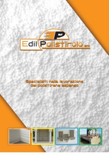 Scarica Catalogo 2011 - Edil Polistirolo snc © tutti i diritti riservati