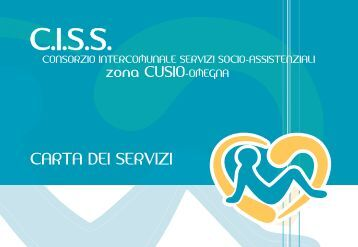 Scarica la Carta dei Servizi - CISS - Consorzio Intercomunale ...