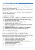 Felhasználói kézikönyv - Page 5