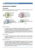 Felhasználói kézikönyv - Page 7