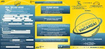 Brochure - Planet Sport