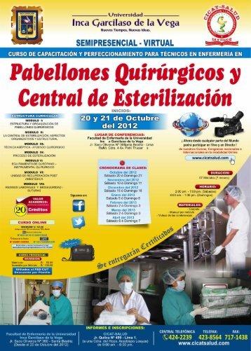 Archivo - CICAT-SALUD Centro de Investigación y Capacitación en ...