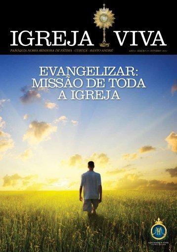 igreja viva – outubro de 2011 – baixe arquivo pdf - Paróquia Nossa ...
