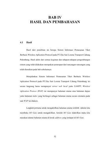 Bab-4 - Blog Bina Darma