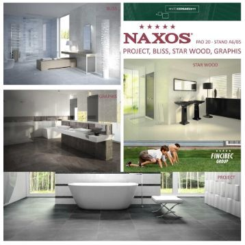 4 free magazines from naxos ceramica it - Naxos ceramiche bagno catalogo ...