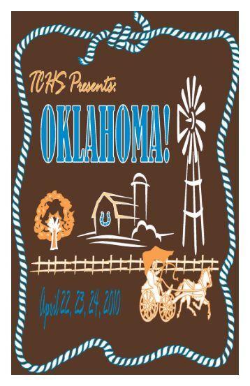 Oklahoma Program.indd