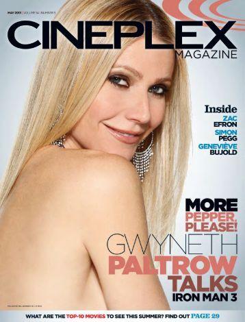 Cineplex Magazine May 2013