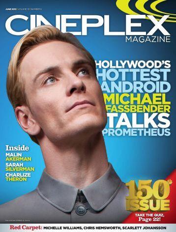Cineplex Magazine June 2012