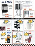 Where all the Chefs buy! More Stock • Used Equipment ... - Jordash - Page 2