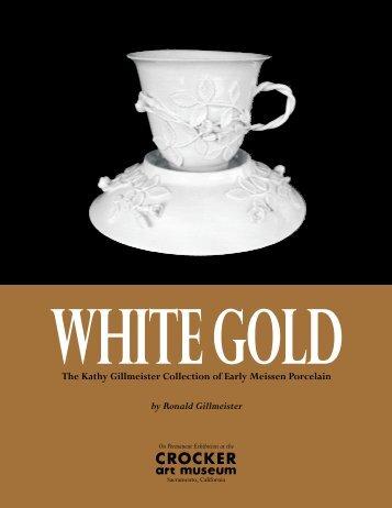 PDF edition - Kathy Gillmeister Early Meissen Porcelain