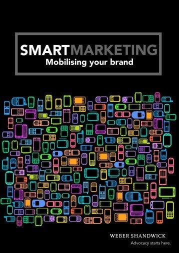 Mobilising Your Brand - Weber Shandwick