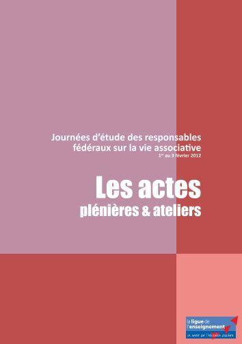 Actes des JERF sur la vie associative (application/pdf - 820.04ko)