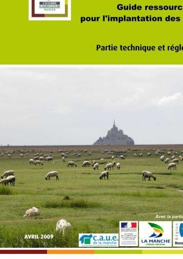 1 / Etude technique et réglementaire - Chambre d'agriculture de la ...