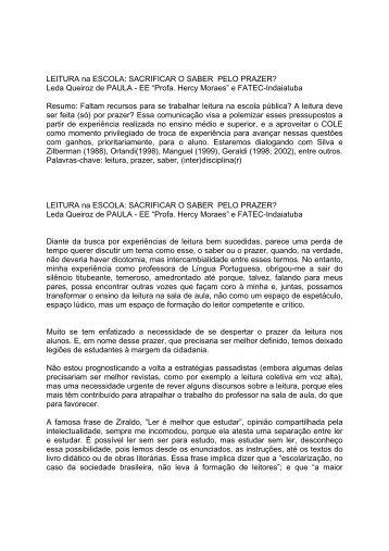 Leitura - Associação de Leitura do Brasil