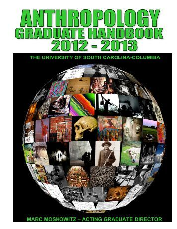 Grad Handbook for 12-13 with cover - College of Arts and Sciences ...
