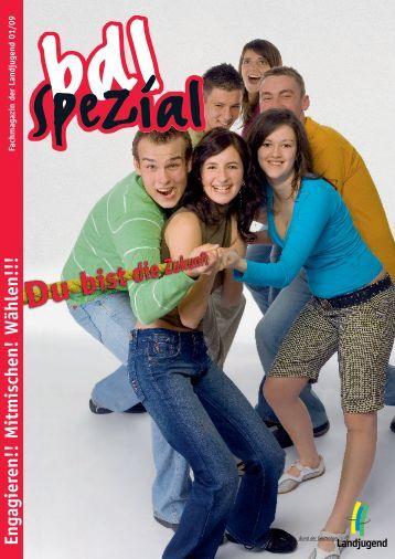 Heft 1/2009 - Bund der Deutschen Landjugend
