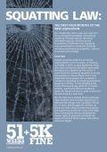 Squatting Law Whitepaper 2013 - SitexOrbis - Page 2
