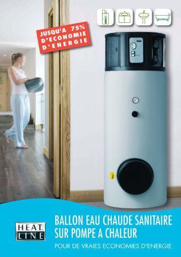 Preparateur - Chauffage pompe a chaleur ...