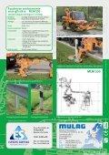 Faucheuse contournante sous-glissière MLM 200 - Europe service - Page 2