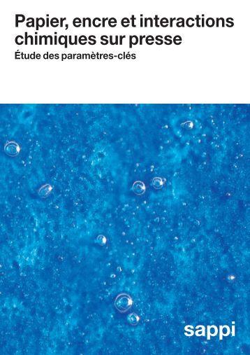 Papier Franz - institut des arts graphiques d'Alger