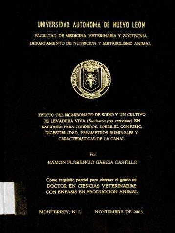 UNIVERSIDAD AUTÓNOMA DE NUEVO LEON - cdigital ...