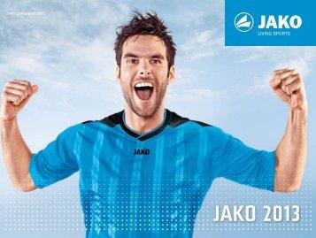 JAKO Online Katalog 2013 - Sport Bekleidung Fußball